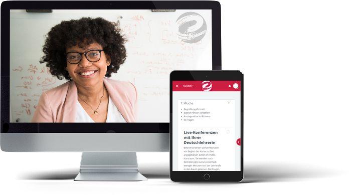 Eloqua Online Deutschkurse Live Video Konferenzen