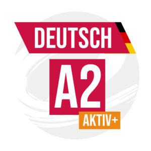 Eloqua Online Deutschkurs A2 Aktiv+