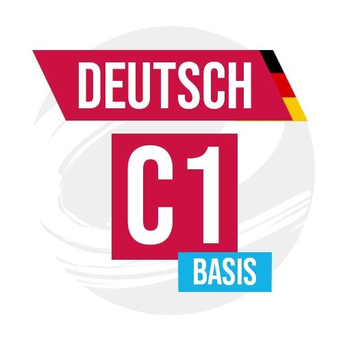 Eloqua Online Deutschkurs C1 Basis