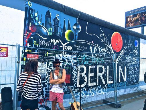 Berlin Innenstadt Grafitti