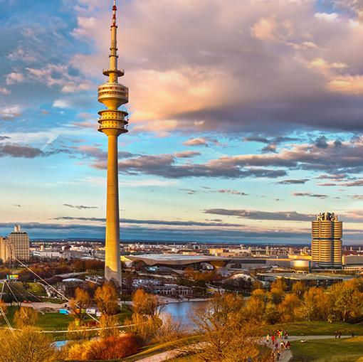 Sprachschule München Skyline Park