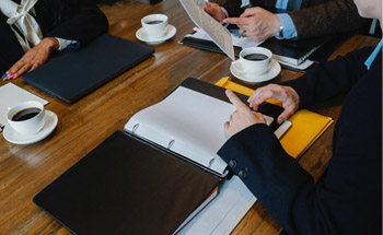 Deutsckurs für Unternehmen Meeting